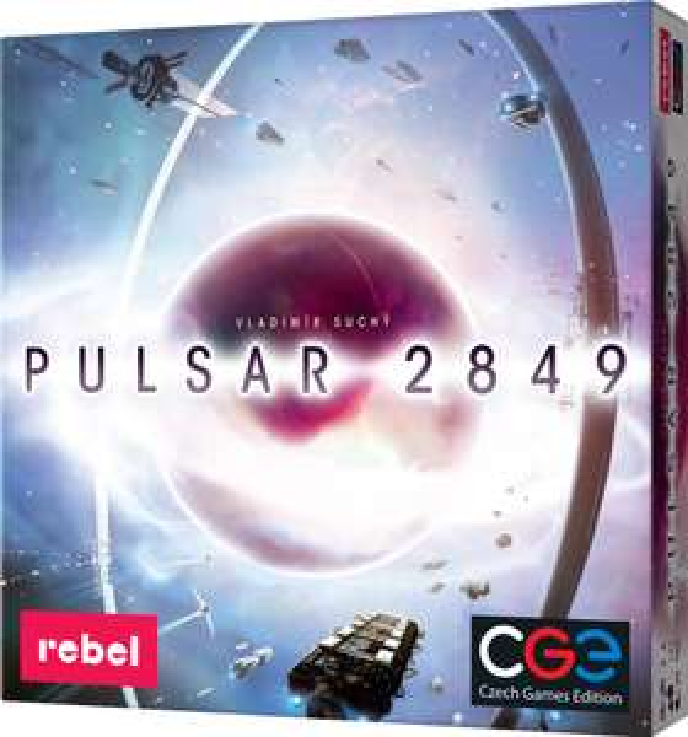 Gra planszowa Pulsar 2849