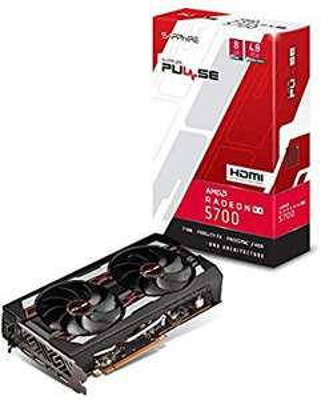 AMD Sapphire RX 5700 Pulse karta graficzna amazon.es