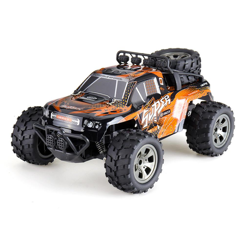 Auto zdalnie sterowane MGRC 1/18 2.4G 4CH 2WD Crawler RC Car 12,99$