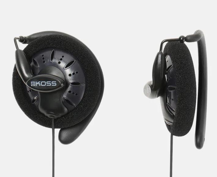 Słuchawki KOSS KSC75X w kolorze czarnym