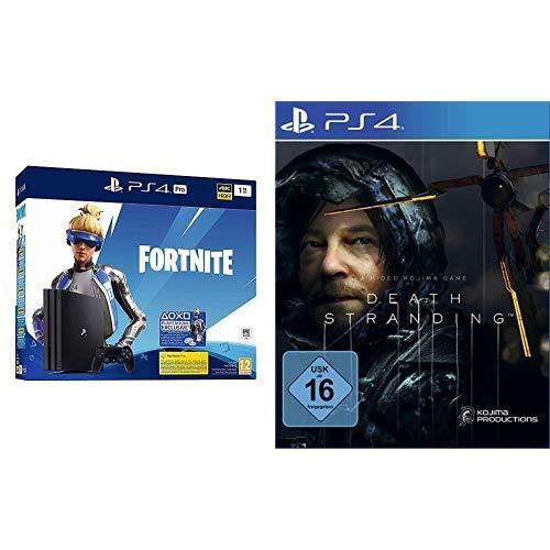 PS4 PRO 1TB wersja Fortnite + Death Standing CD (€310)