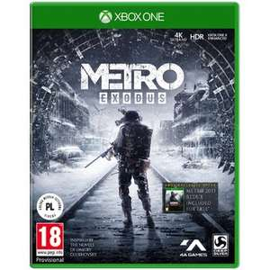 Metro Exodus Xbox One/PS4/PC