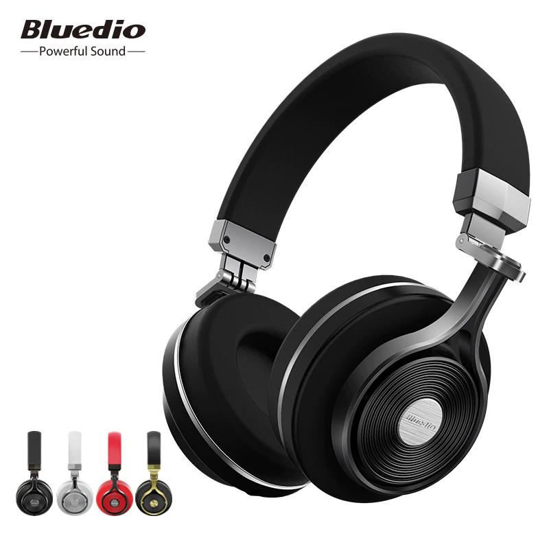 Słuchawki Bluetooth Bluedio T3 oraz Bluedio T4S z wysyłką z Hiszpanii @AliExpress
