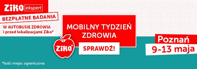 Zaproszenie na bezpłatne badania @ Ziko Apteka