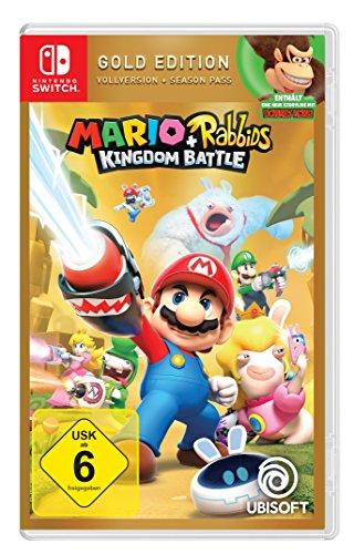 Mario & Rabbids Kingdom Battle - Gold Edition Switch