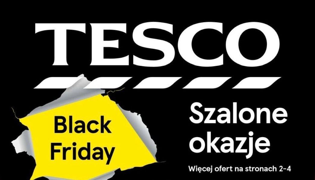 Black Friday w Tesco