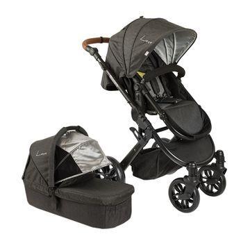 Wózek dziecięcy 2w1 Smiki Lava + adaptery do fotelików Maxi Cosi
