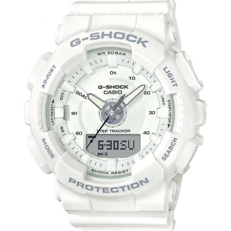 Casio damski zegarek G-Shock GMA-S130-7AER