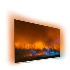 """Telewizor 65"""" OLED Philips 65OLED804, 120Hz, 5000PPI, Android, HDR10+, DolbyVision, Atmos, WCG 99%, 4.rdzenny, subwoofer 30 W"""