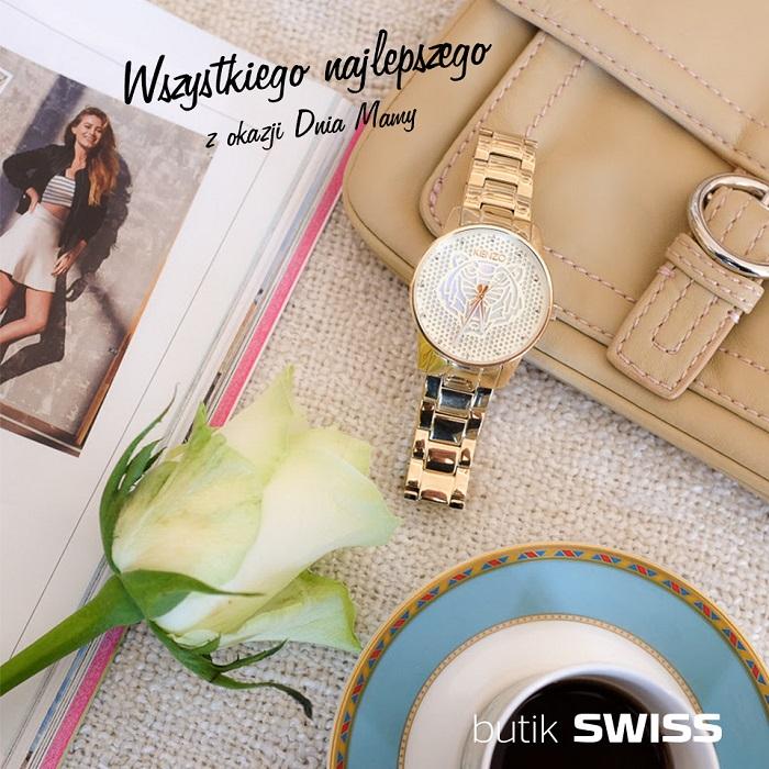 Bransoletka GRATIS przy zkaupie zegarka @ Swiss