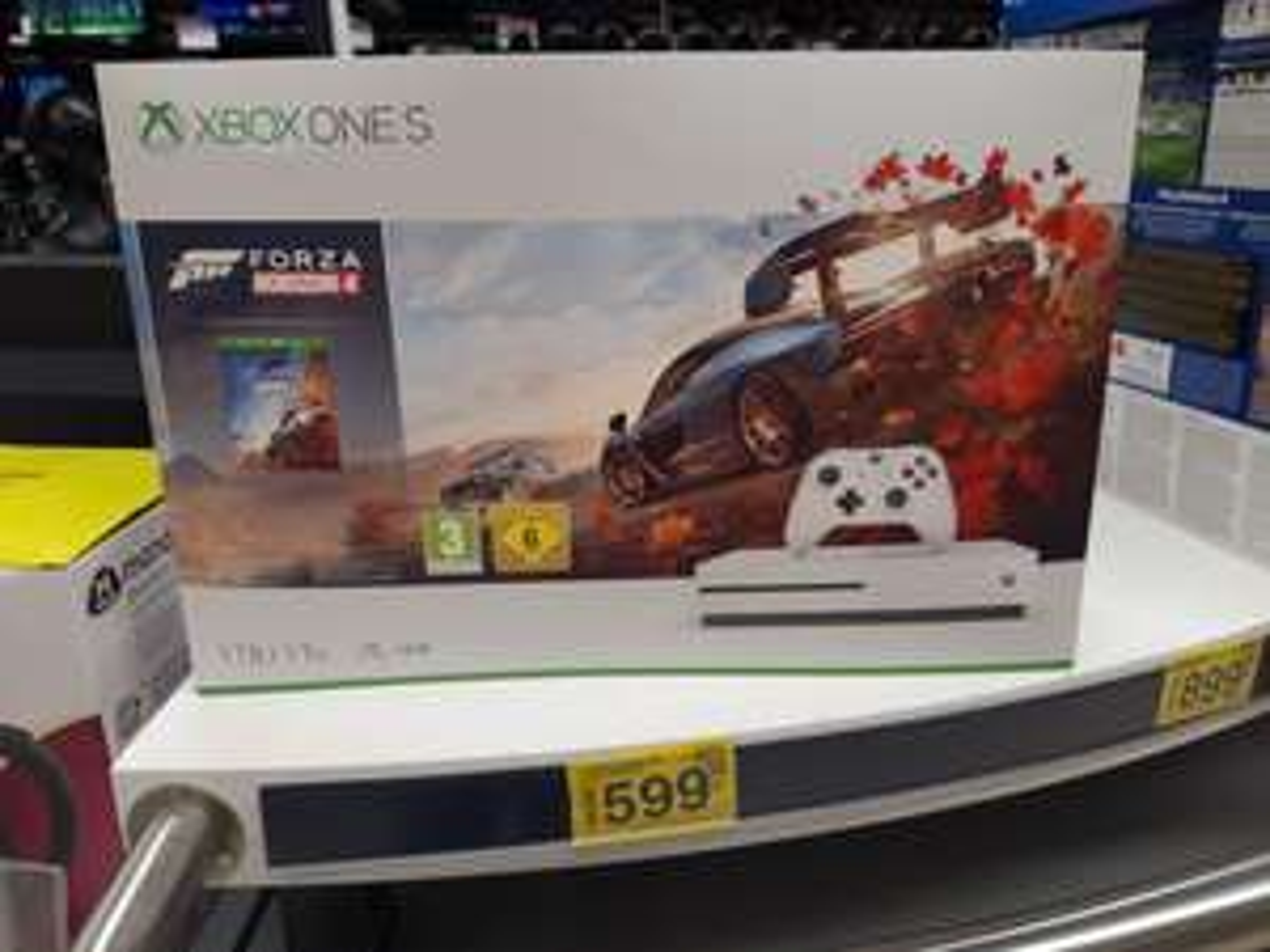 Xbox One S 1 TB + Forza Horizon 4 Carrefour - CAŁA POLSKA
