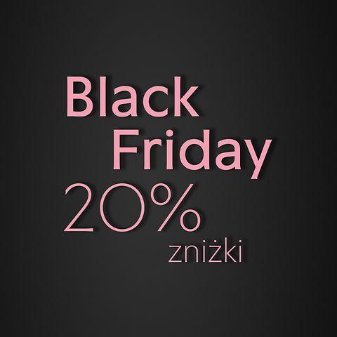 -20% na Black Friday w Pandora