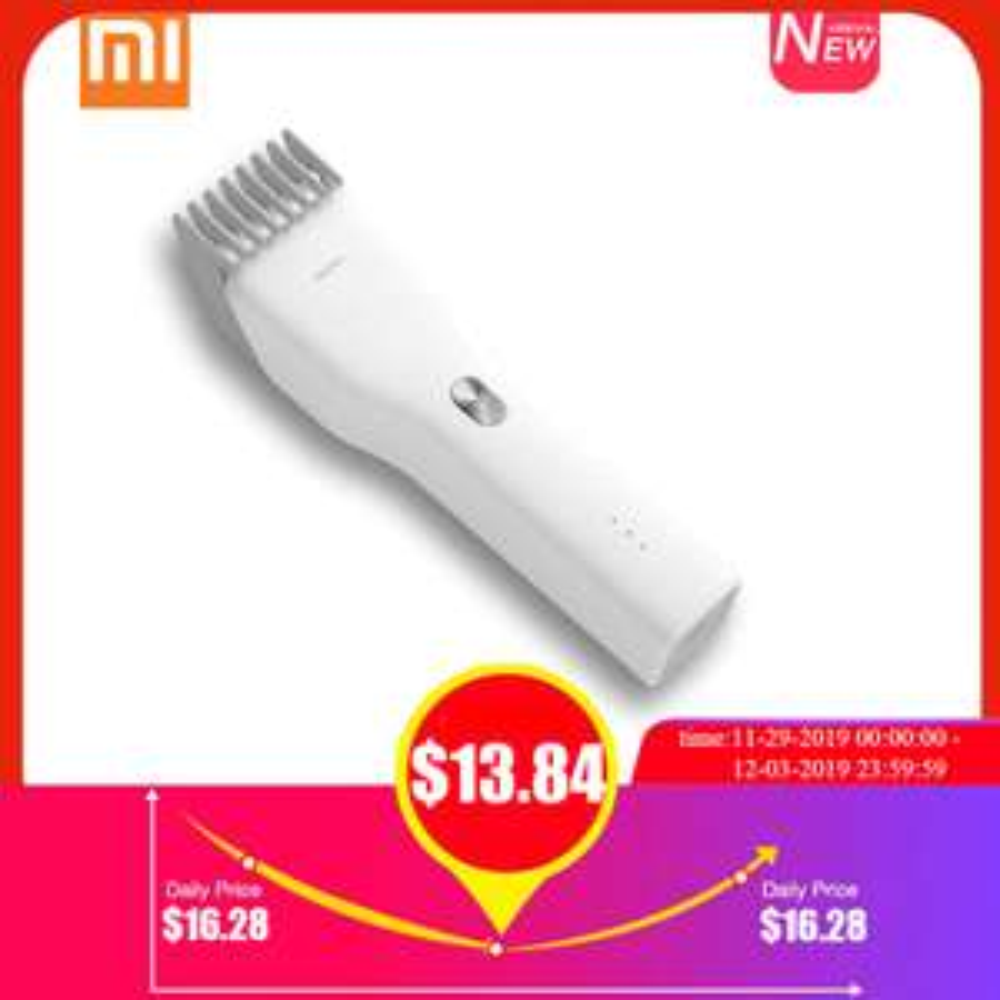 Xiaomi ENCHEN elektryczna maszynka do strzyżenia włosów