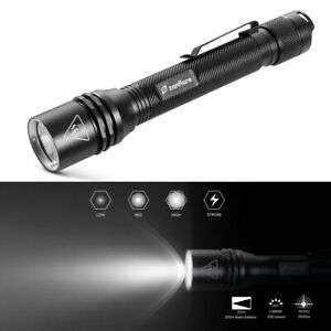 Zanflare F2 - Latarka LED 6000-6500K