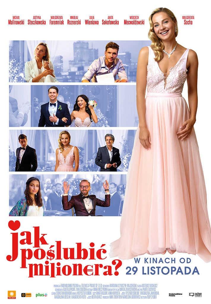 Jak poślubić milionera - kinowy pokaz dla klientów Cyfrowego Polsatu i Plusa za darmo