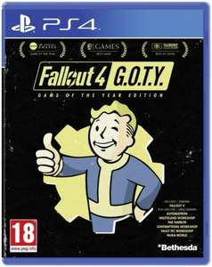 Fallout 4 GOTY (Game of the Year Edition) PS4