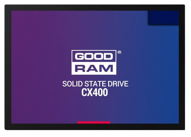 SSD GOODRAM CX400 256 GB (550/490MB/s)