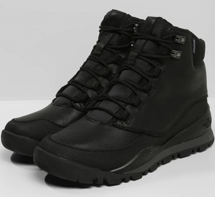 The North Face EDGEWOOD 7 wodoodporne buty męskie + propozycje