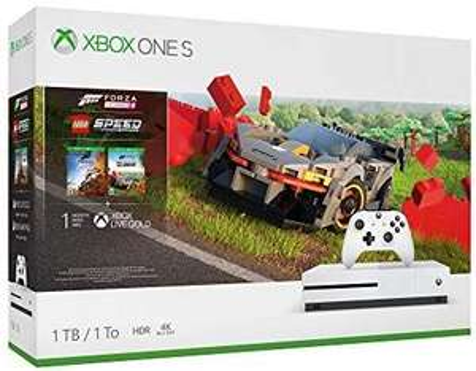 Microsoft Xbox One S 1TB – Forza Horizon 4 + LEGO Speed Champions