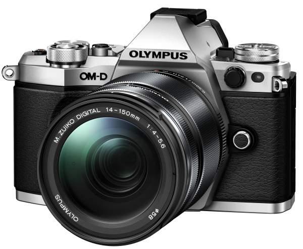 Olympus OM-D E-M5 Mark II + ob. 14-150 II