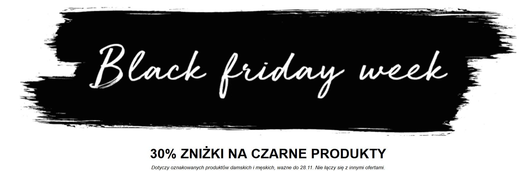 30% zniżki na czarne produkty KAPPAHL ! (do 28.11)