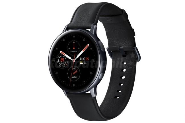 Samsung Galaxy Watch Active2 Stal Nierdzewna 44mm Black