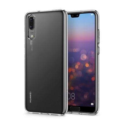 Etui Spigen do Huawei P20 - Liquid Crystal w MobileCity. Dobrze chroniony smartfon.