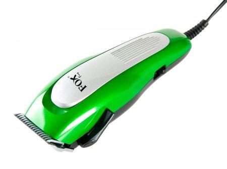 Sprzęt fryzjerski i kosmetyki - Maszynka do strzyżenia Fox Frog ; Prostownica Fox samba