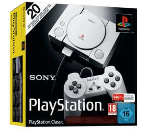 Sony Playstation Classic / g2a.com