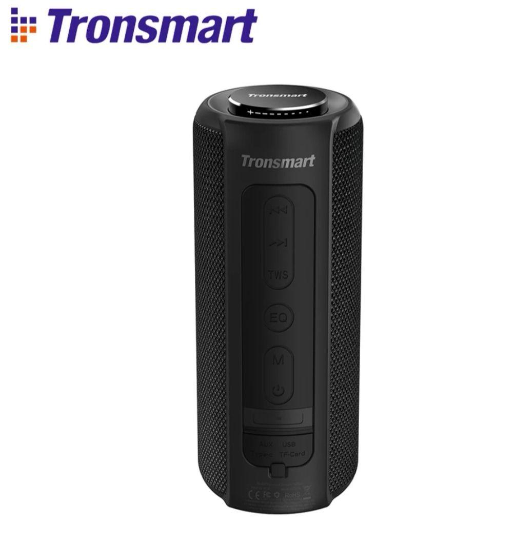 Głośnik Bluetooth Tronsmart T6 plus czarny Amazon.de 46€