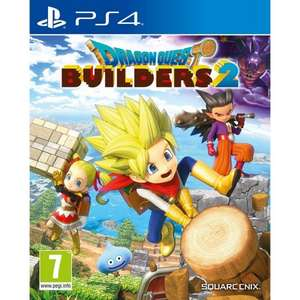 DRAGON QUEST BUILDERS 2 PS4 Playstation