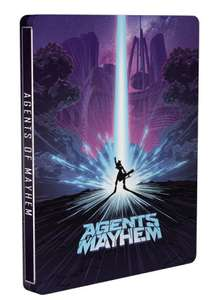Agents of Mayhem Steelbook PC/PS4/XBOX ONE