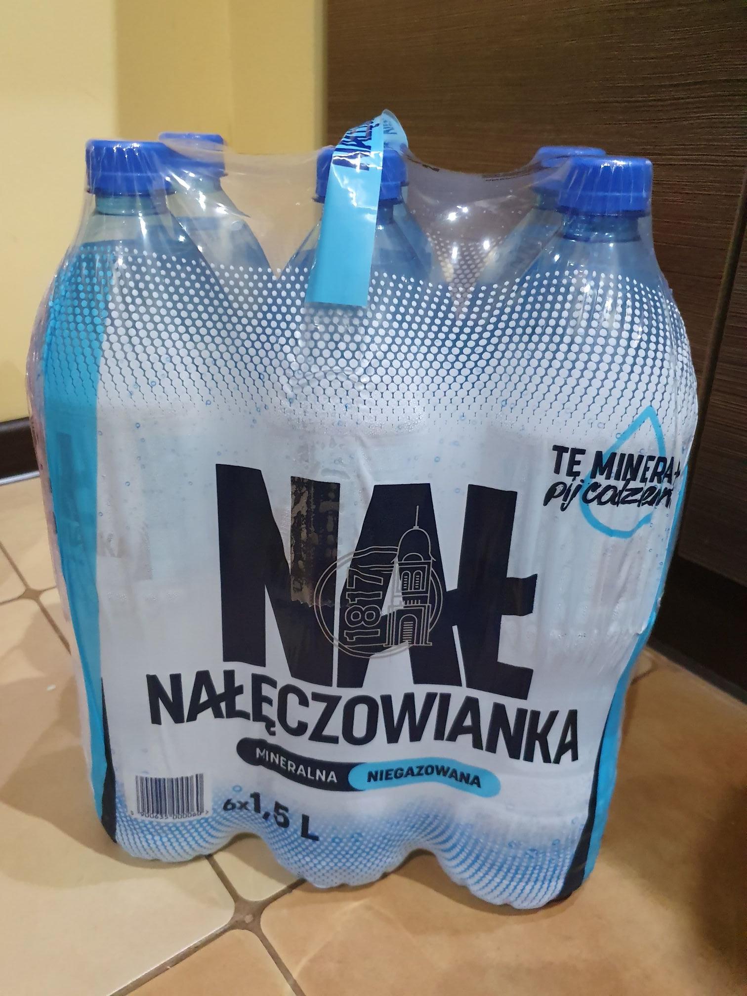 Nałęczowianka 6.99 zł zgrzewka - Frac