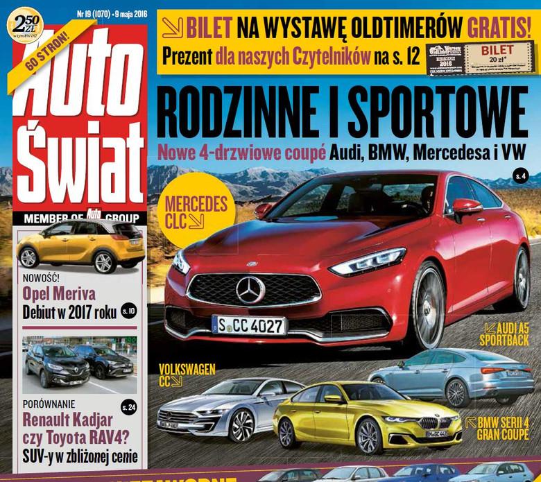 Bilet na Oldtimer Show Warsaw 2016 (14-15 maja) w cenie gazety @ Auto Świat