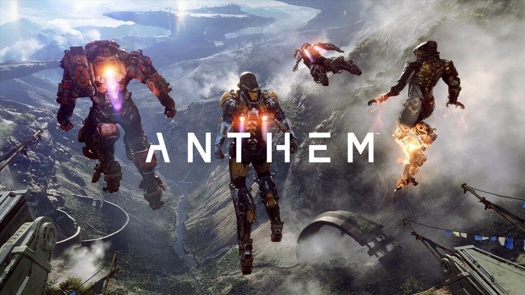 Anthem Pc/Xbox One/Ps4