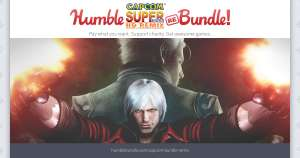 Capcom Bundle (Lost Planet 3, Bionic Commando, Devil May Cry, Resident Evil 6) @ Humble Bundle