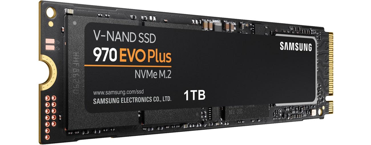 Samsung Evo Plus 1TB M.2 PCIe NVMe
