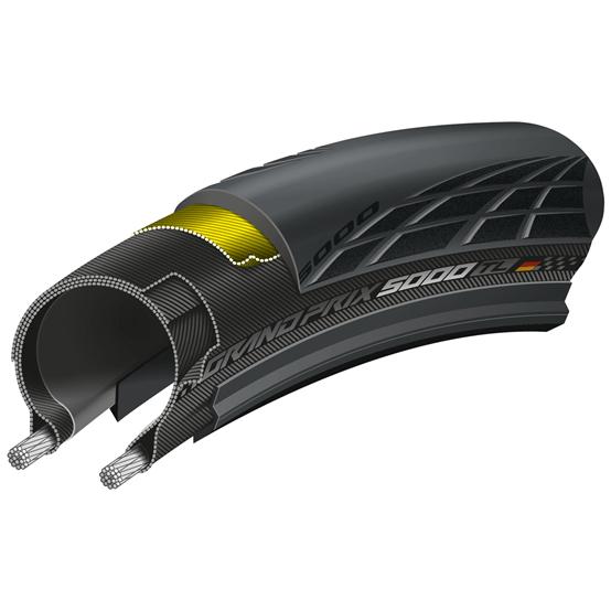 Opona szosowa Continental GP5000