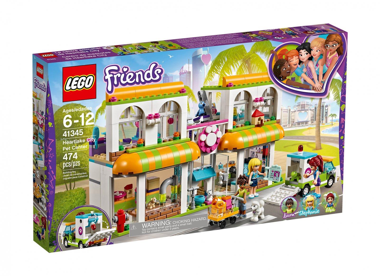 Kilka zestawów LEGO 40% taniej w bonito.pl