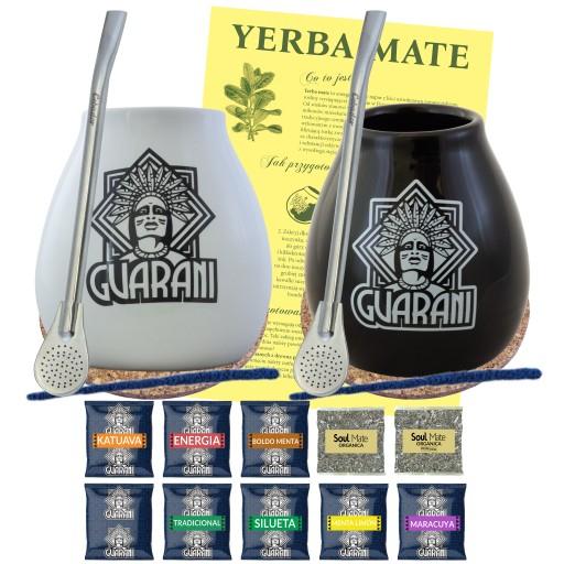 Yerba mate - Bardzo fajny zestaw startowy