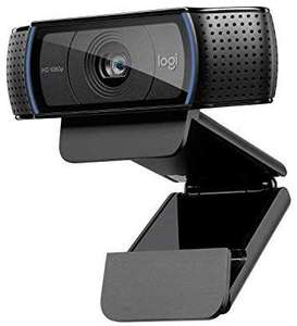 Kamera internetowa Logitech C920 1080p @Amazon.co.uk
