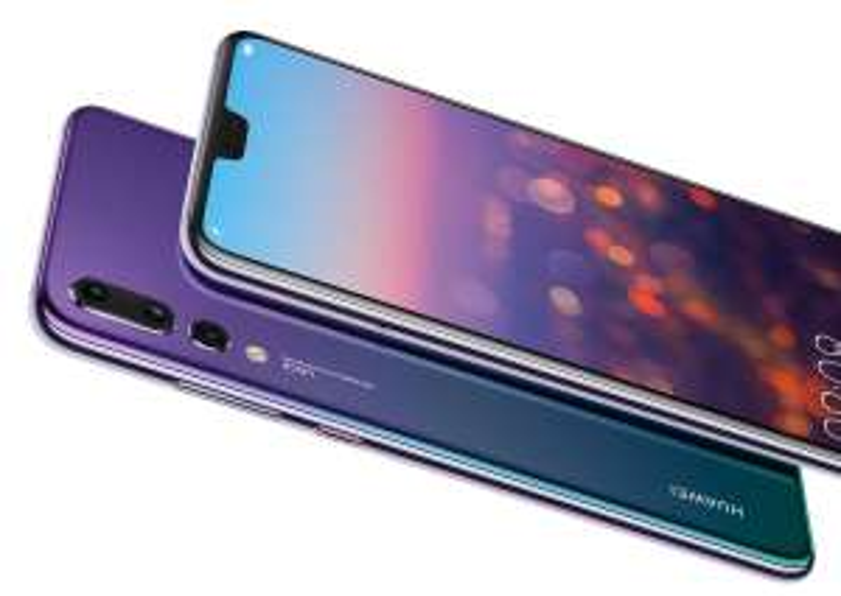Smartfon HUAWEI P20 Pro Czarny kolor czarny
