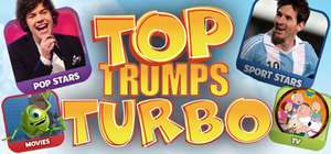 TOP TRUMPS TURBO za darmo @ Indie Gala