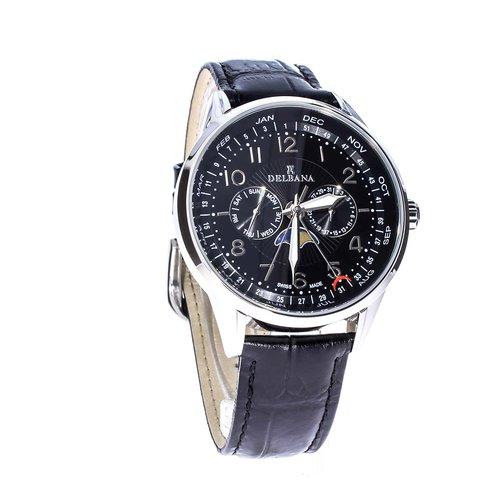 Zegarek męski Delbana Silverstone 41601.646.6.034