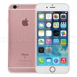 Smartfon APPLE iPhone 6S 32GB Różowy