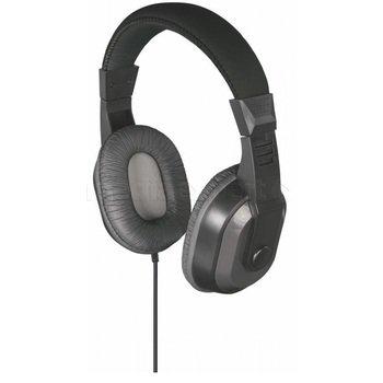 Słuchawki nauszne THOMSON HED2006 Czarny