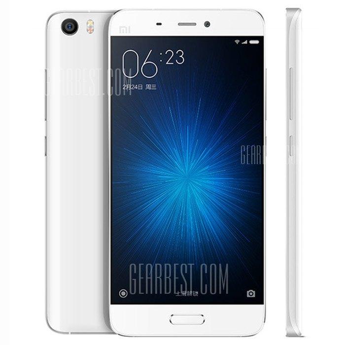 XiaoMi Mi5 32GB biały @ Gearbest