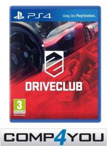 Driveclub PS4 PL