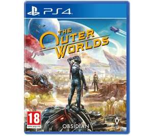 The outer worlds Ps4/Xbox One