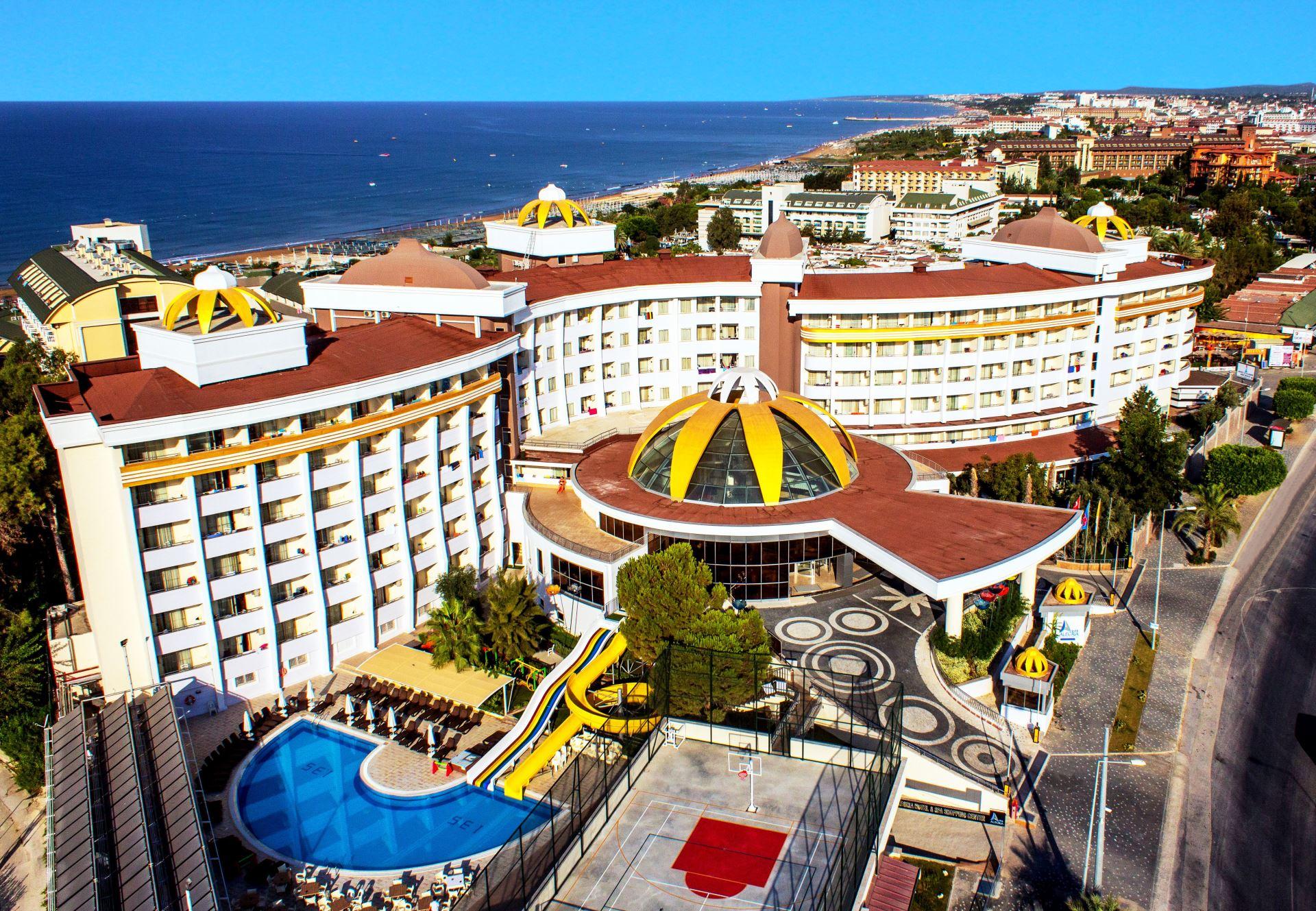 krótki wypad (7 dni) do Side Alegria Hotel & Spa - Turcja